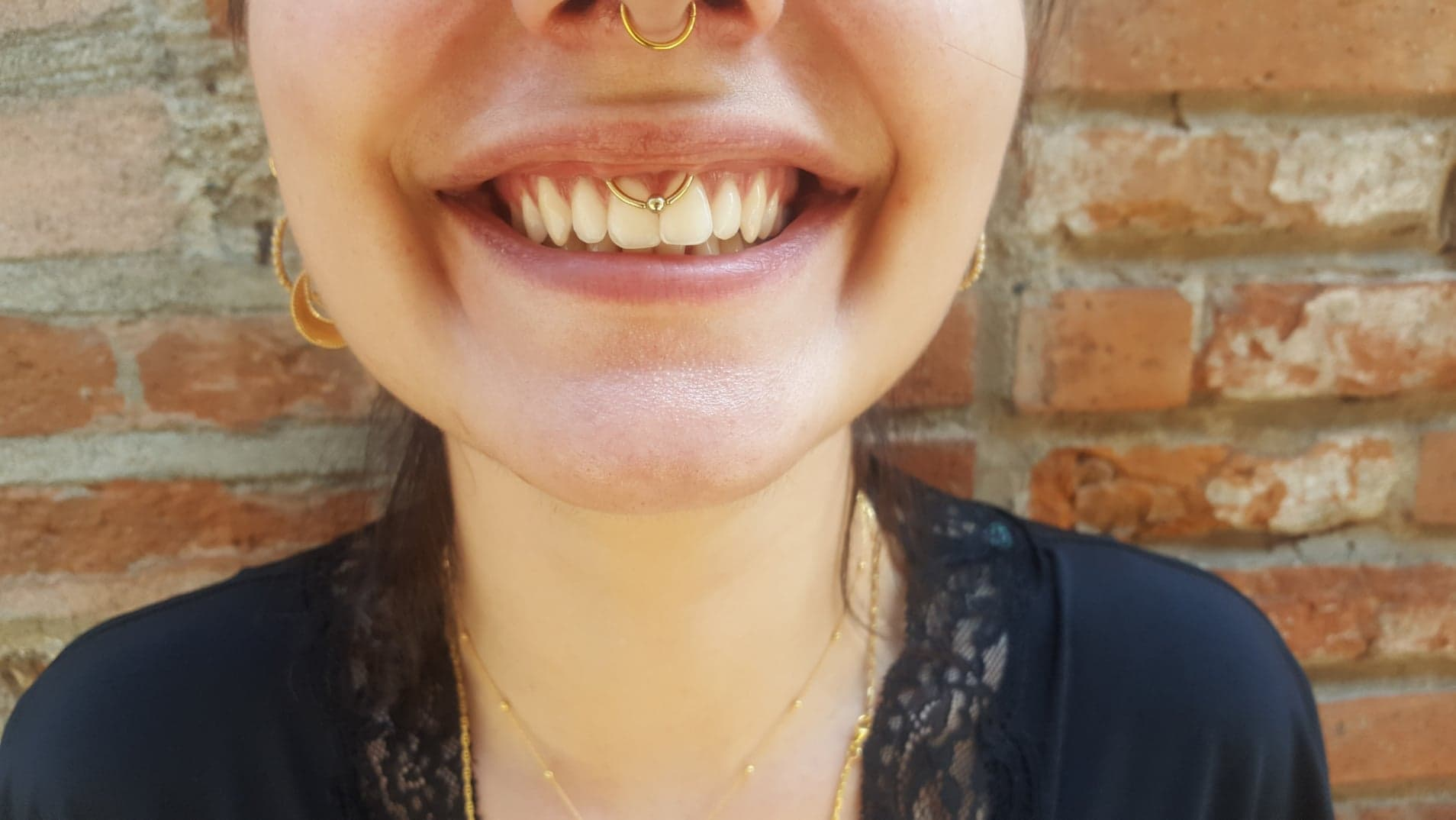 piercing smiley toulouse